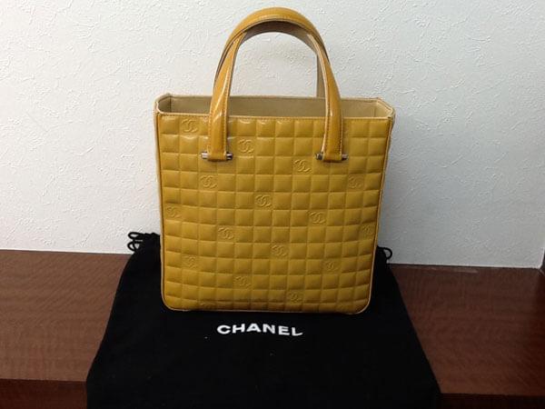シャネル・チョコバーのハンドバッグを買取|姫路|姫路店