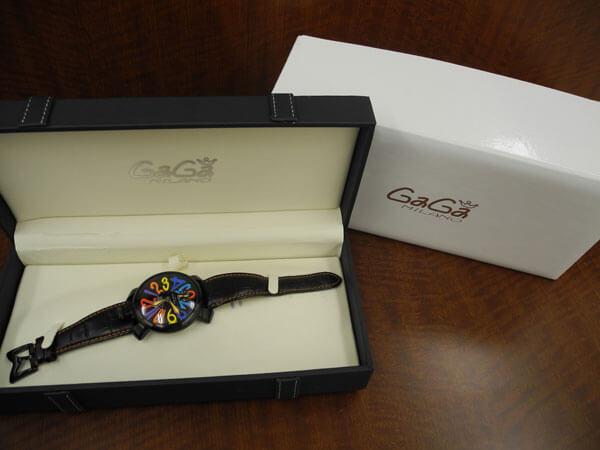 ガガミラノ・5012.03の腕時計を買取|広島|広島段原店