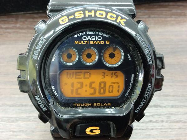 カシオ・Gショック・GW6900・Bの腕時計を買取|姫路|加古川店