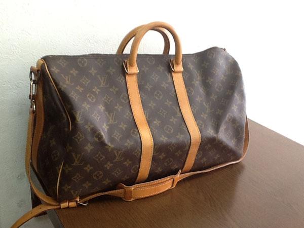 ヴィトン・キーポル・バンドリエール45のバッグを買取 神戸 芦屋店