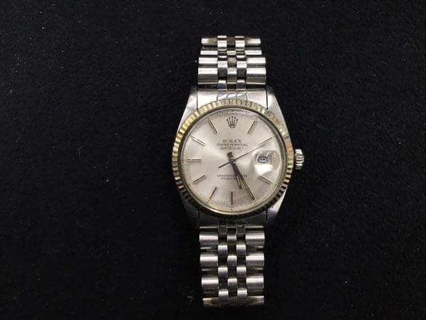 ロレックス・デイトジャスト・1601の腕時計を買取 船橋 津田沼店