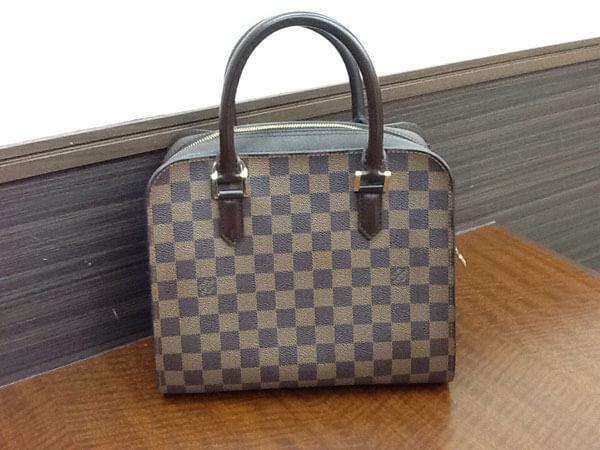 ヴィトン・ダミエライン・トリアナのバッグを買取 名古屋 名古屋藤が丘店