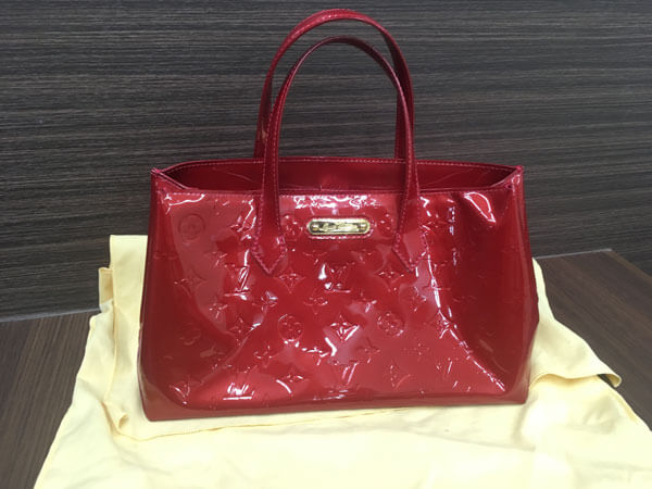 ヴィトン・ウィルシャーのバッグを買取 名古屋 名古屋徳重店