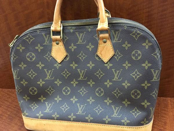 ヴィトン・モノグラム・アルマのバッグを買取|名古屋|名古屋高畑店