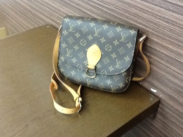 ヴィトン・サンクルーのバッグを買取 大阪 池田店