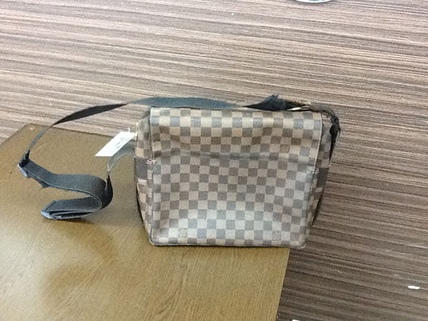 ヴィトン・ダミエ・ナヴィグリオのバッグを買取 大阪 池田店