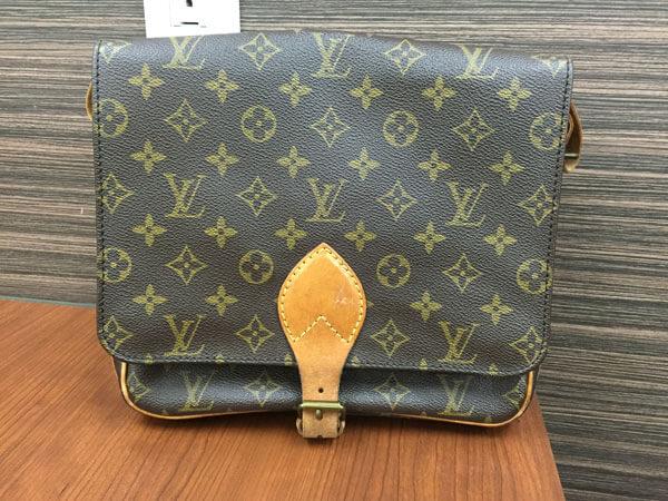 ヴィトン・モノグラム・カルトシエールのバッグを買取|岡崎|東岡崎店