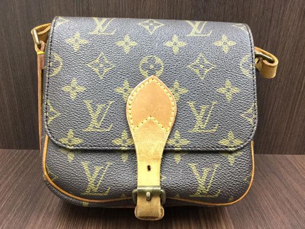 ヴィトン・モノグラム・ミニカルトシエールのバッグを買取|名古屋|名古屋小幡店