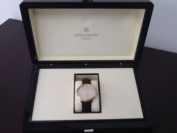 パテックフィリップ・カラトラバ・5123R-001の腕時計を買取 神戸 西明石店