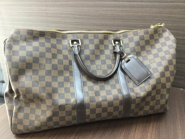 ヴィトン・ダミエ・キーポルのバッグを買取 大阪 谷町店
