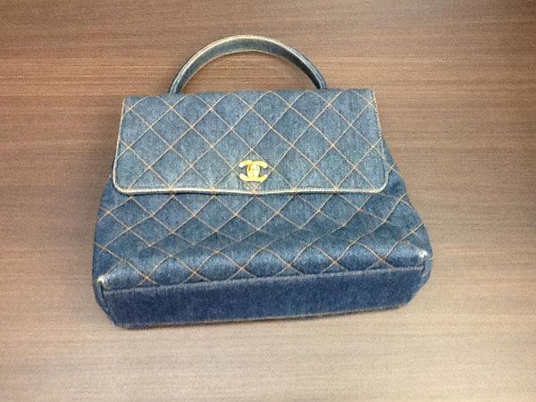 シャネル・デニムのハンドバッグを買取 名古屋 名古屋西店