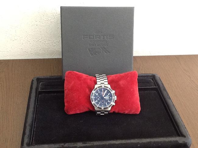 フォルティス・プロフェッショナル・638.10.141.3の腕時計を買取|兵庫県|芦屋店