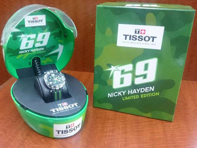 TISSOT・NICKY HAYDEN 2015の腕時計を買取|名古屋|名古屋高畑店