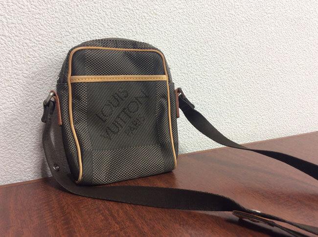 ヴィトン・ダミエジェアン・ミニシタダンのバッグを買取 名古屋 名古屋昭和店