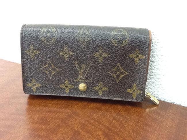 ヴィトン・モノグラム・L字ファスナーの財布を買取|名古屋|名古屋藤が丘店