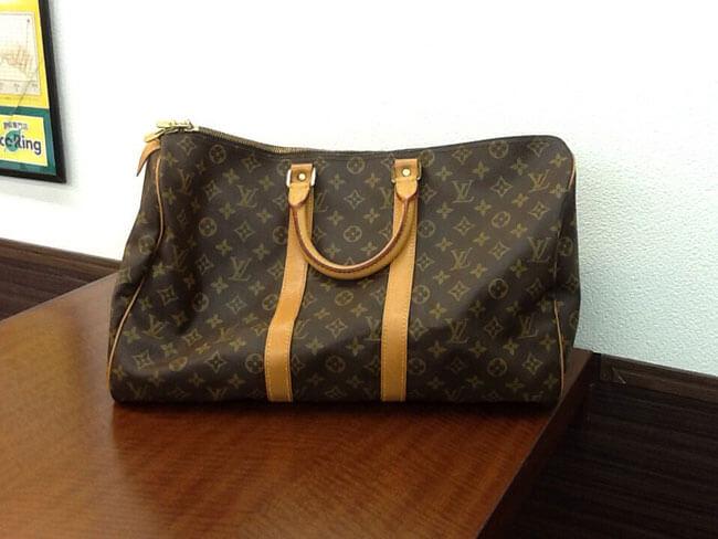 ヴィトン・モノグラム・キーポル45のバッグを買取|名古屋|名古屋藤が丘店