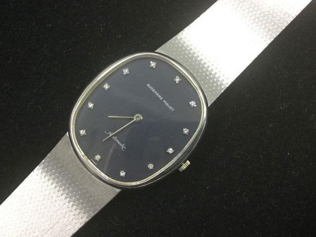 オーデマピゲ・750無垢・AT自動巻・12PDの腕時計を買取|越谷|南越谷店