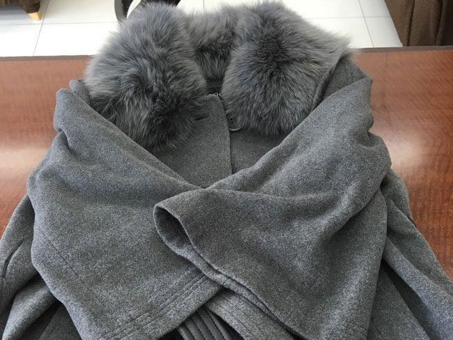 エポカ・アンゴラのコートを買取|名古屋|名古屋野並店