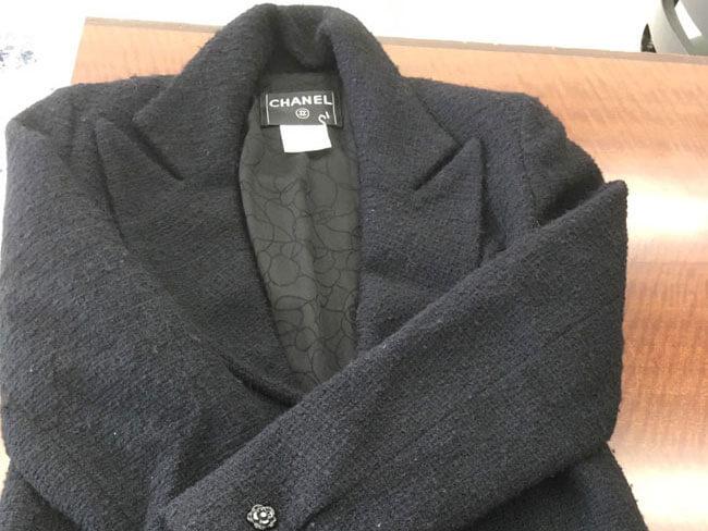 シャネル・ツィードのジャケットを買取|名古屋|名古屋野並店