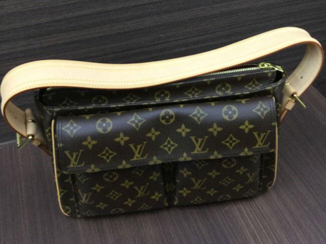 ヴィトン・ヴィバシテGMのバッグを買取|広島|広島府中店
