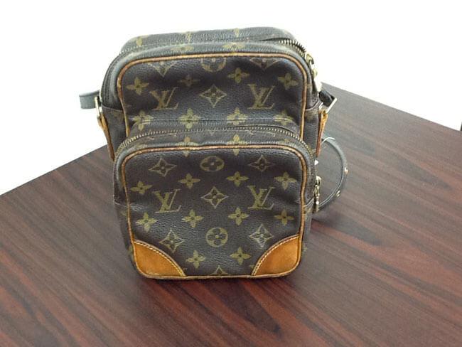 ヴィトン・モノグラム・アマゾン・劣化有のバッグを買取 広島 広島中央店