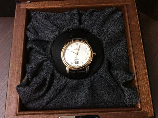 ブランバン・ダブルウインドウの腕時計を買取|兵庫県|元町駅前店