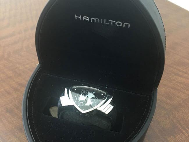 ハミルトン・ベンチュラ・091630の腕時計を買取|広島|広島五日市店