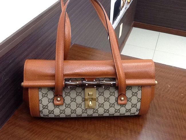 グッチ・GG・バンブー付きのハンドバッグを買取|名古屋|名古屋藤が丘店