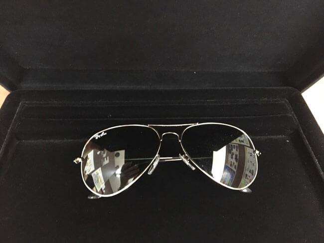 レイバンのサングラスを買取 名古屋 名古屋瑞穂店