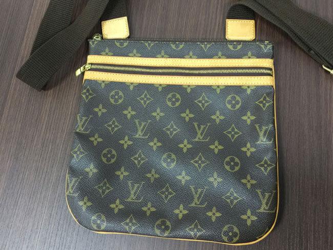 ヴィトン・ポシェットボスフォールのバッグを買取 神戸 板宿店