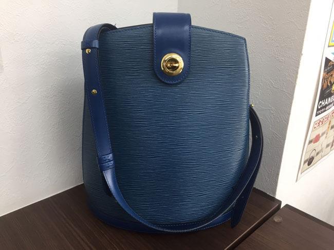 ヴィトン・エピ・クリュニーのショルダーバッグを買取 東京 葛西店