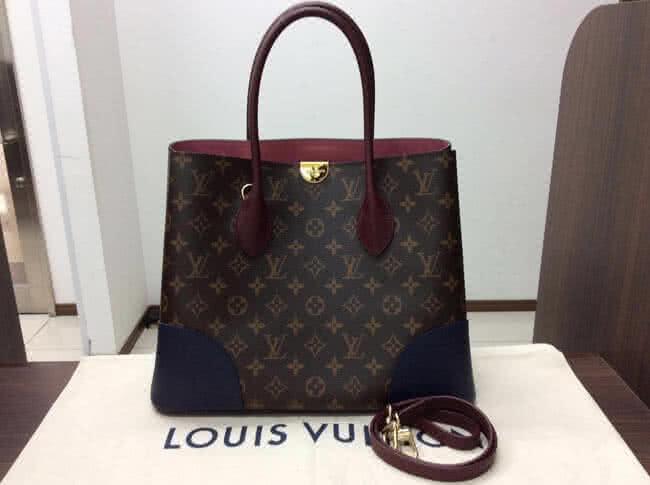 ヴィトン・モノグラム・フランドリン・M43169のバッグを買取 難波 天王寺上本町店