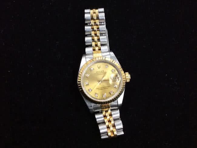 ロレックス・レディース・69173Gの腕時計を買取|梅田|都島店