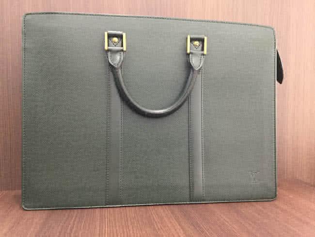ヴィトン・タイガ・ロザンのバッグを買取|姫路|東加古川店