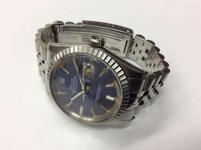 ロレックス・デイトジャスト・16030の腕時計を買取|難波|天王寺上本町店