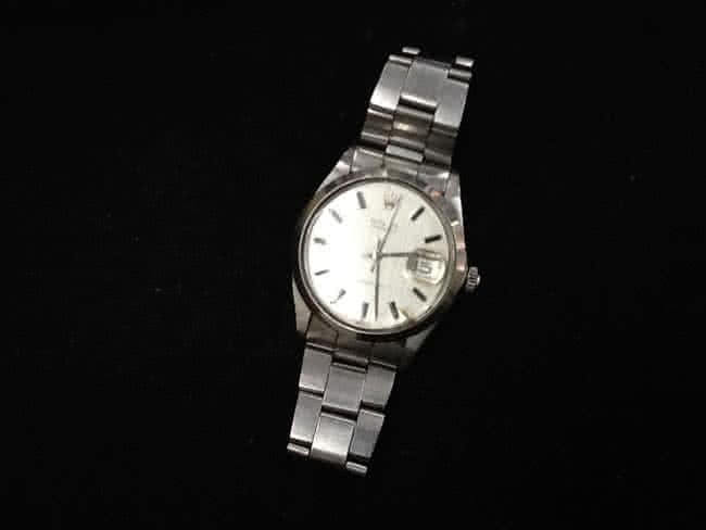 ロレックス・メンズ・オイスターデイト・6694の腕時計を買取|広島|広島緑井店
