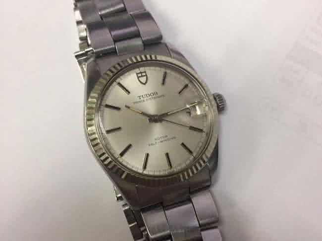 チュードル・メンズの腕時計を買取 広島 廿日市宮内店