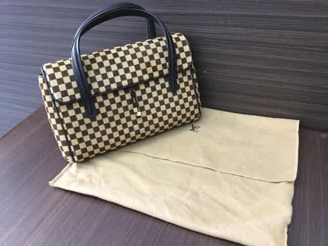 ヴィトン・ダミエ・ソバージュ・ライオンのバッグを買取|大阪|谷町店