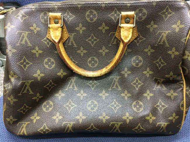 ヴィトン・モノグラム・スピーディのバッグを買取 名古屋 名古屋中村店