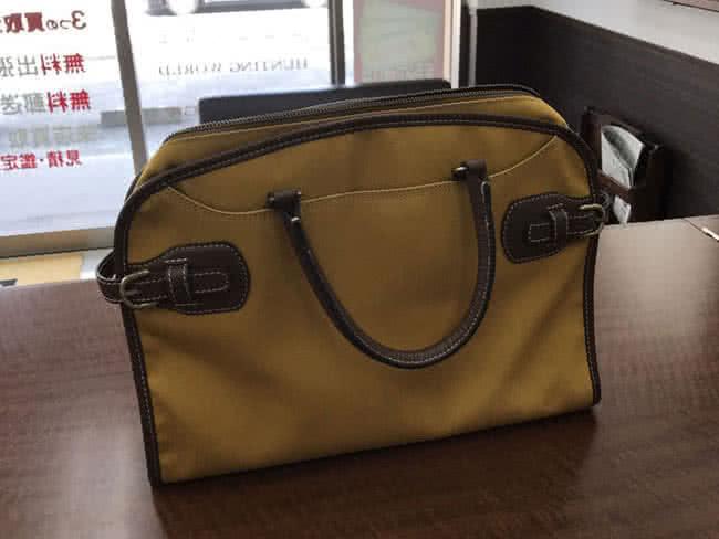 サザビー・レザーのハンドバッグを買取|名古屋|名古屋香流店