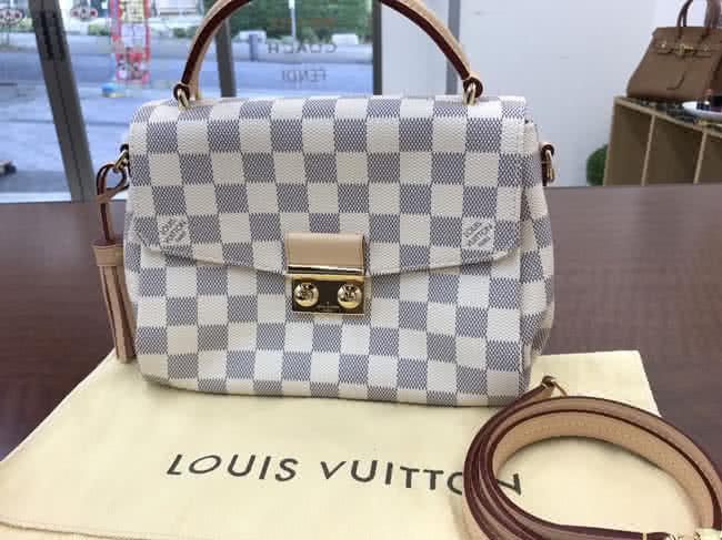 ヴィトン・アズール・クロワゼットのバッグを買取|横浜|横浜センター北店