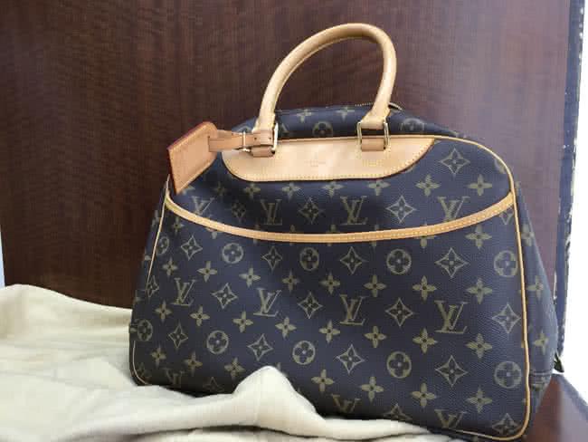 ヴィトン・モノグラム・ドーヴィルのバッグを買取|浦和|浦和店