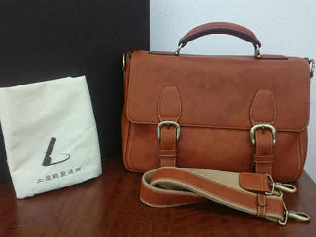 土屋鞄・2wayのバッグを買取 名古屋 名古屋高畑店