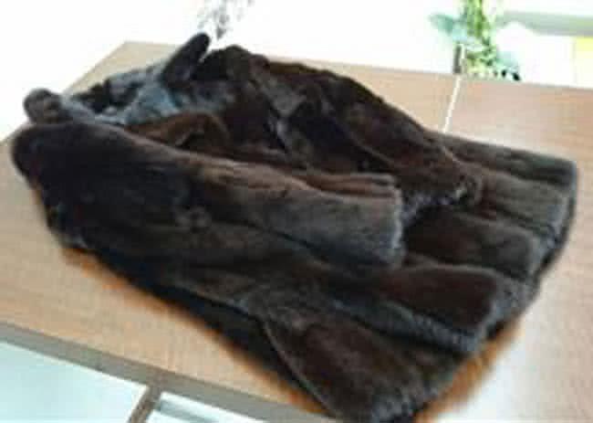 毛皮・ミンクのコート