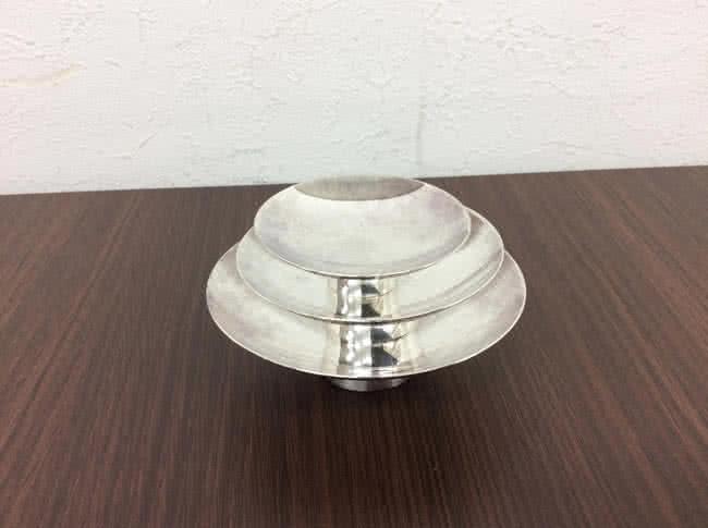 貴金属・銀杯・SV1000・3点を買取|梅田|都島店