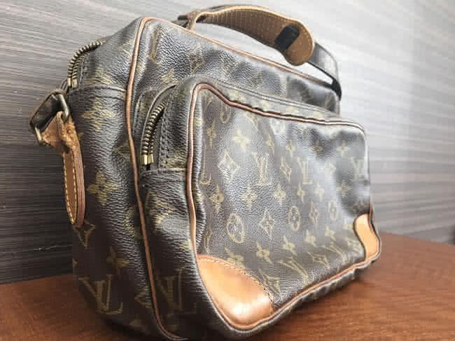 ヴィトン・モノグラム・ナイルのバッグを買取 名古屋 名古屋大曽根店