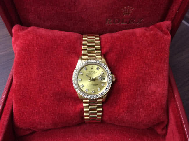 ロレックス・デイトジャスト・69138Gの腕時計を買取|難波|天王寺上本町店