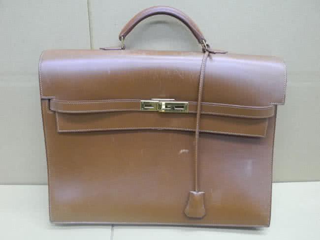 エルメス・ケリー・デペッシュ・38・□F刻印(2002年製造)のバッグ買取|広島|広島西店