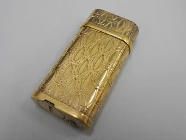 カルティエ・ハッピーバースデイのゴールドライターを買取|広島|広島西店