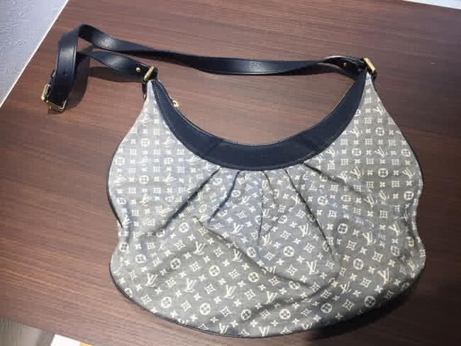 ヴィトン・モノグラムミニ・ラプソディのセミショルダーバッグを買取|神戸|新長田店